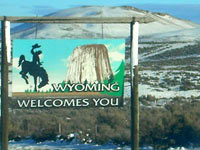 Donate clothes in Wyoming